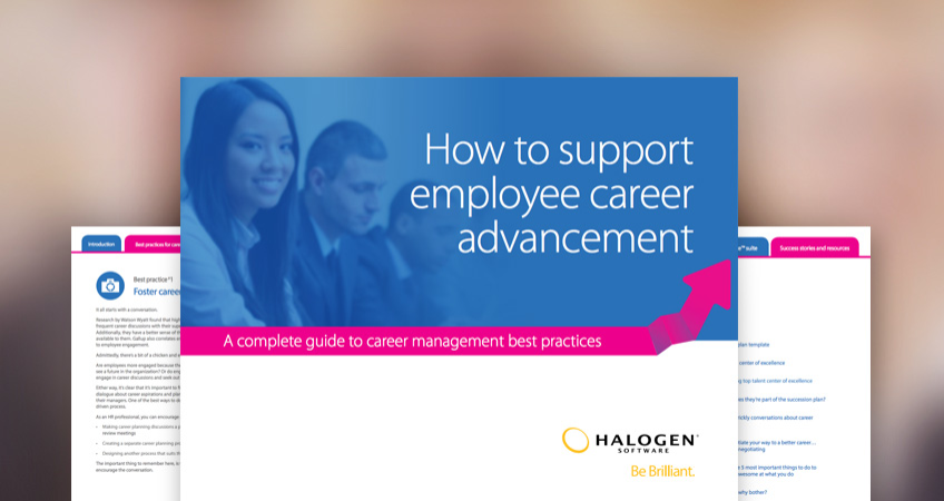 How to Support Employee Career Advancement
